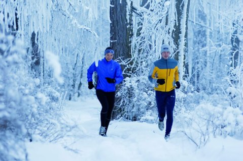 Exercise Tips to For Cold Weather